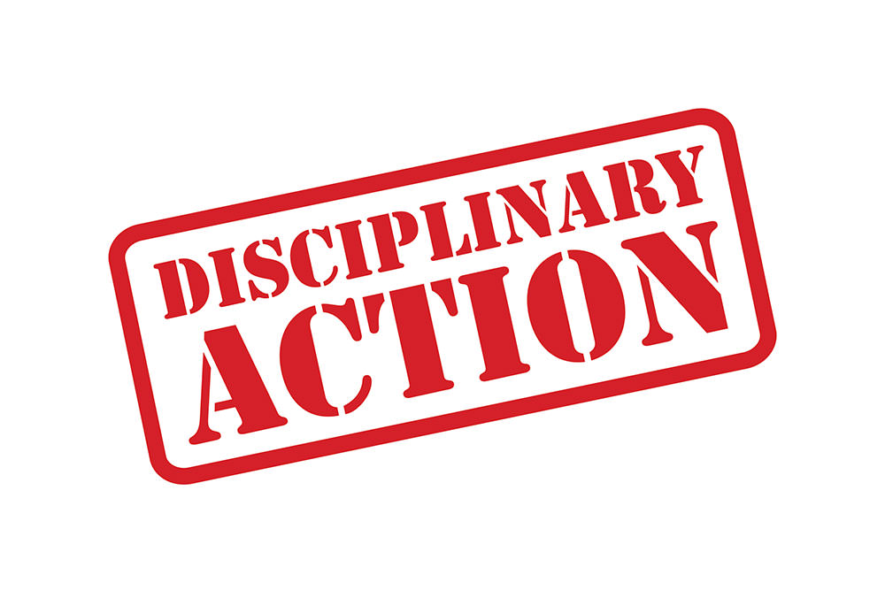Image result for disciplinary action policy