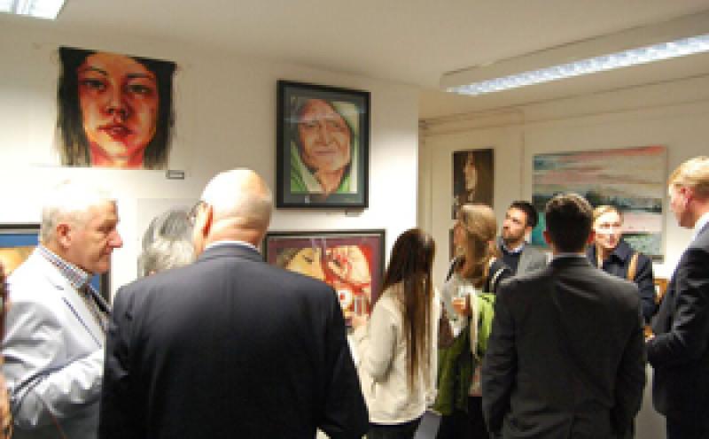 DC Solicitors celebrate successful Art Exhibition