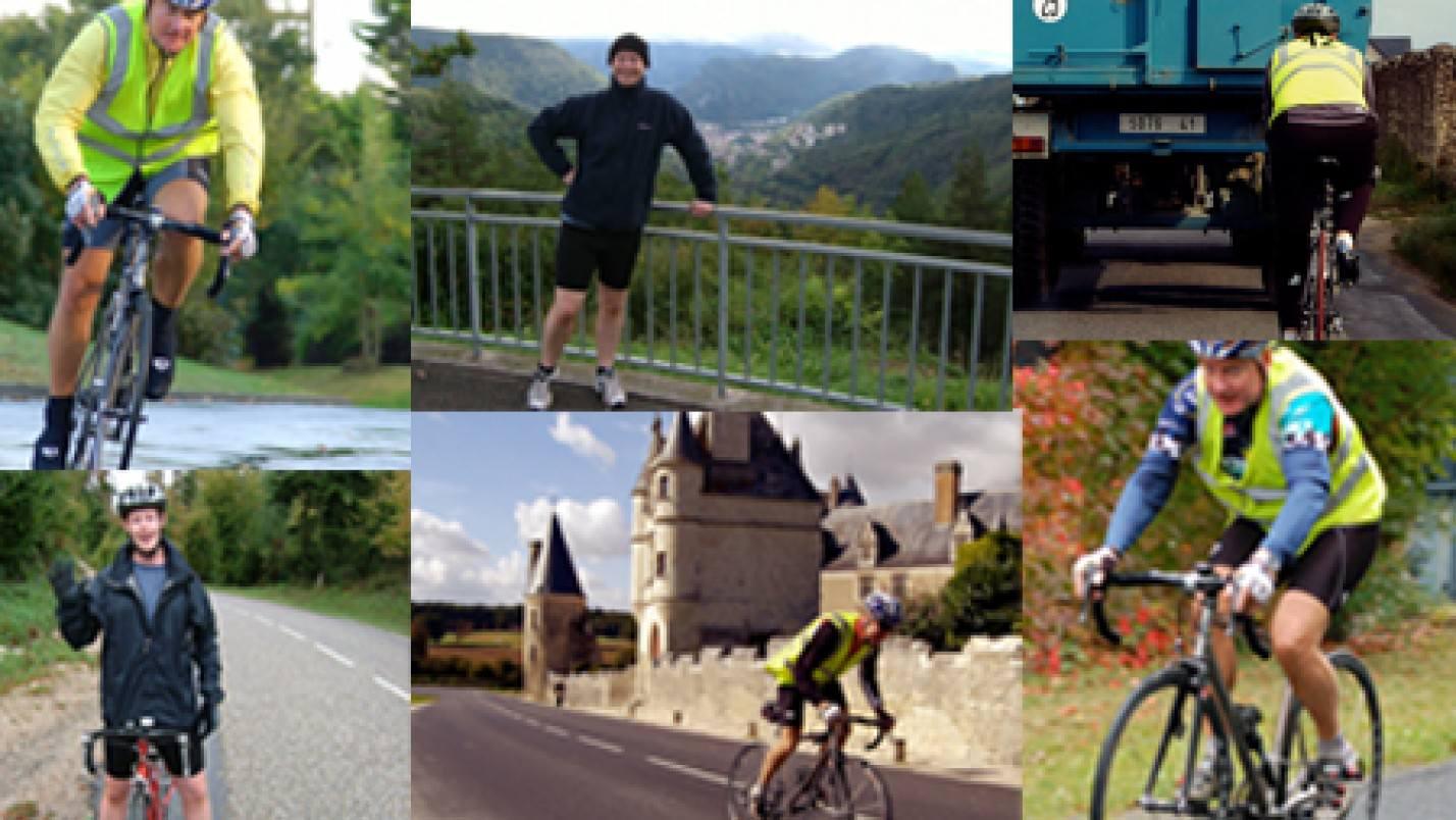 Alpe D'Huez Charity Bike Ride