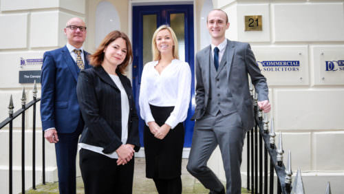 Hampshire employment specialist enhances ranking in legal industry 'bible'