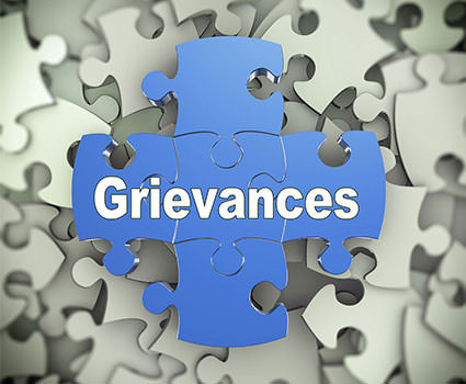 Grievance Procedures
