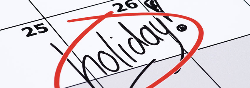 Calculate Holiday Pay