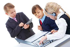 Employing Children