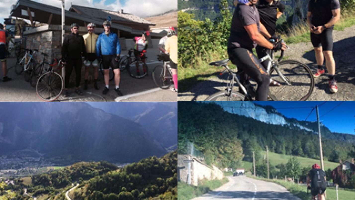 The Alpe d'Huez Challenge